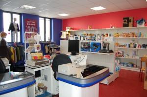 Salle labo du lycée professionnel