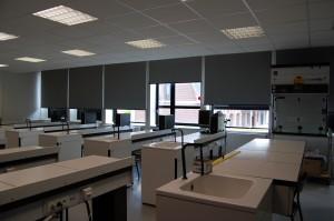 Salle de sciences physiques