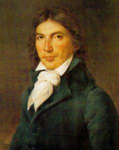 Portrait de Camille Desmoulins