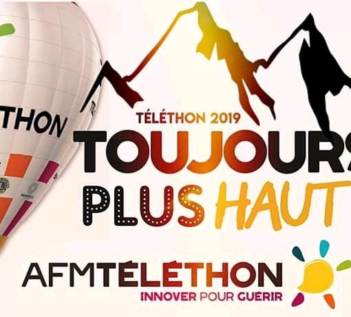 Logo Téléthon 2019