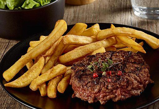 Steack-frites